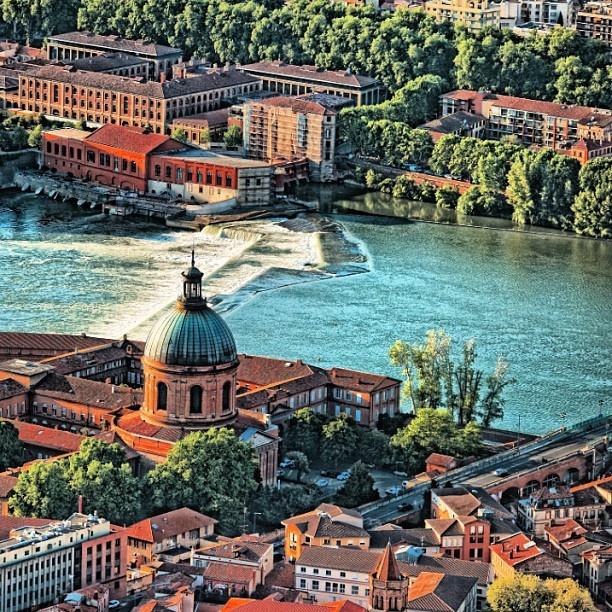 Toulouse l 39 urbanisme et la temp rature sogedo for Agence urbanisme toulouse