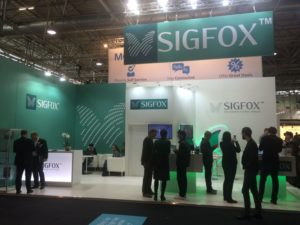 Sigfox bis stand