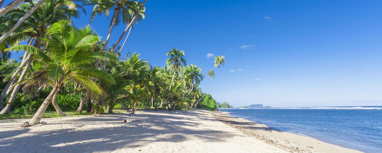 Climat : des îles du Pacifique alertent