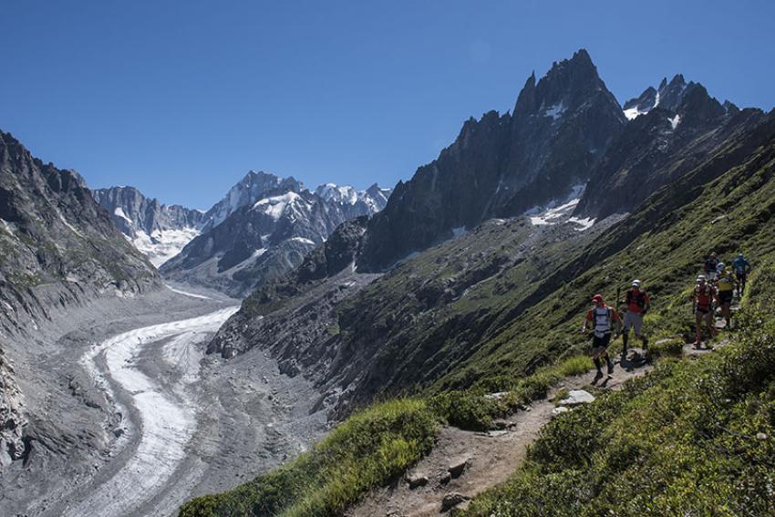 La revue l'Alpe et la situation des glaciers