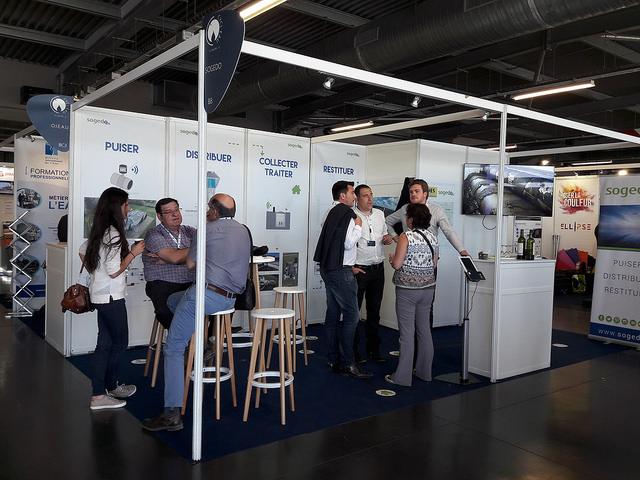 Bordeaux : salon 2017 Cycl'Eau en vidéo
