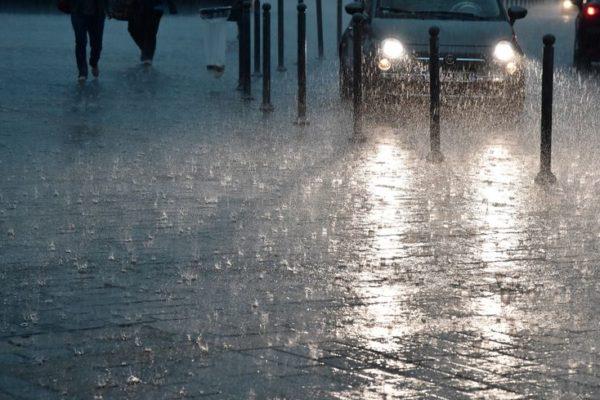 Pluies fortes 2 05 07 18