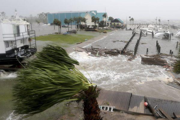 Floride ouragan michael 13 10 18