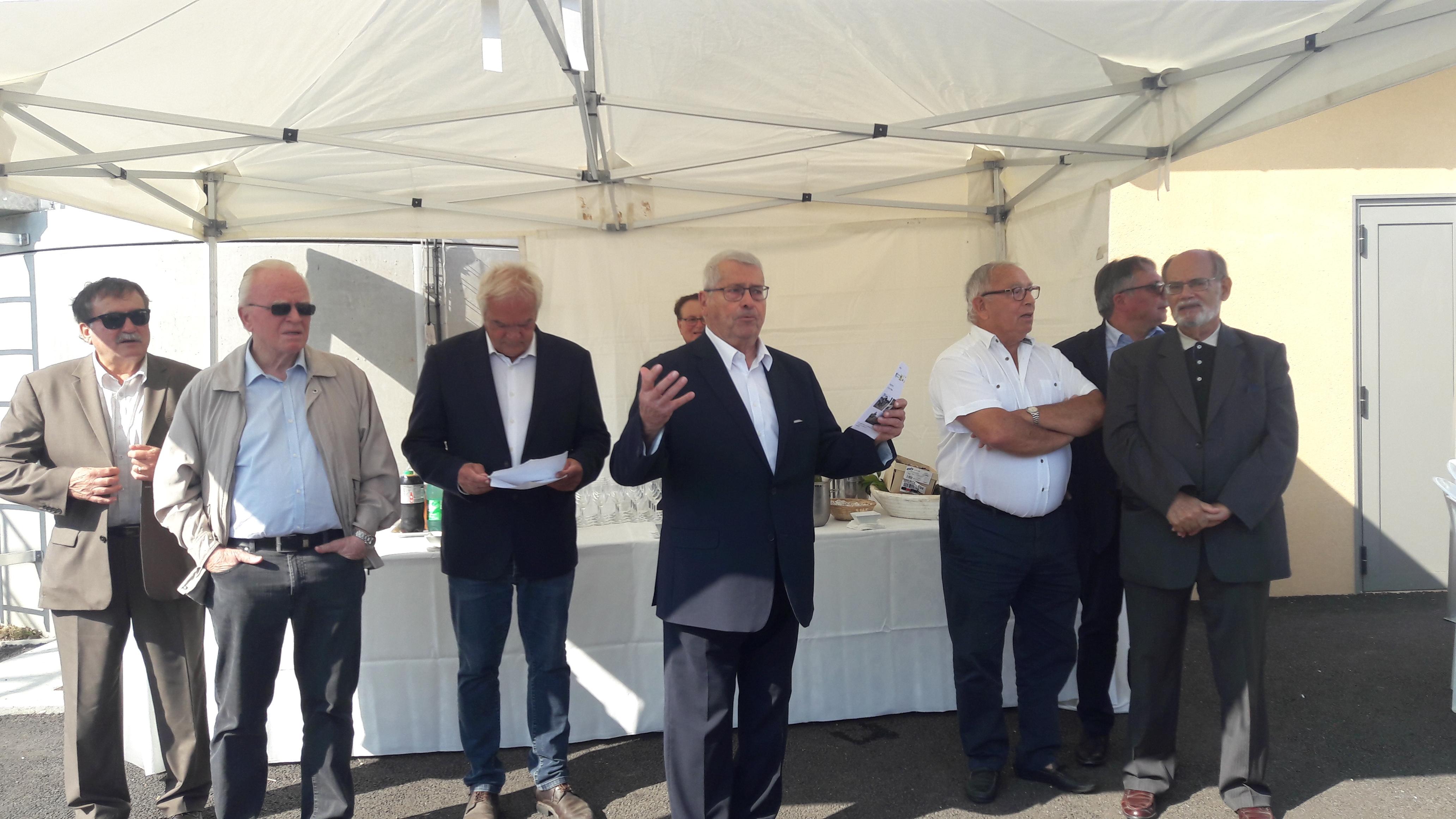 Syndicat du Cubzadais Fronsadais : 72 ans d'actions de proximité