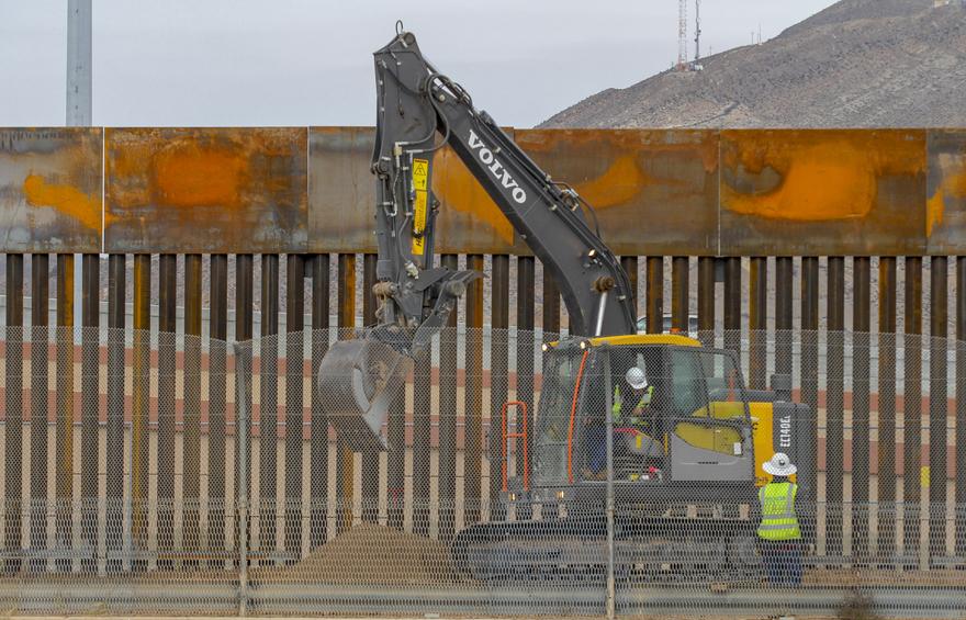 Espèces animales menacées : l'impact d'un mur …