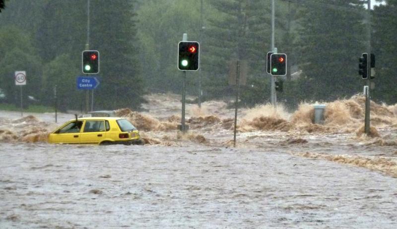 Climat : visualiser les risques d'inondations