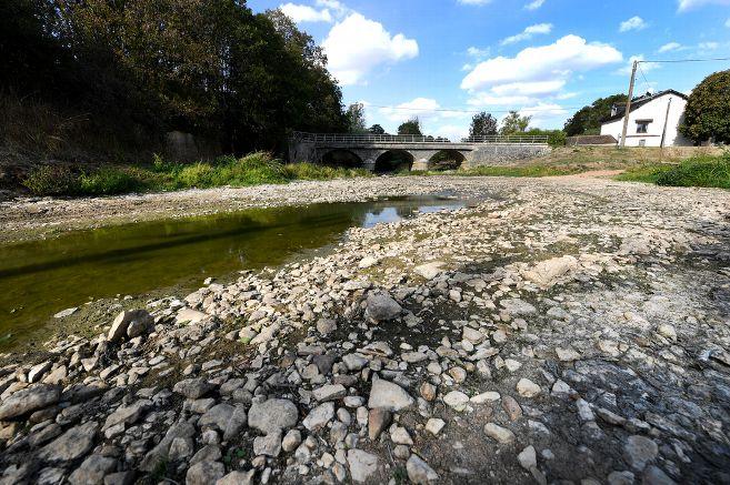 Vie pratique : une sécheresse inédite dans de nombreuses régions