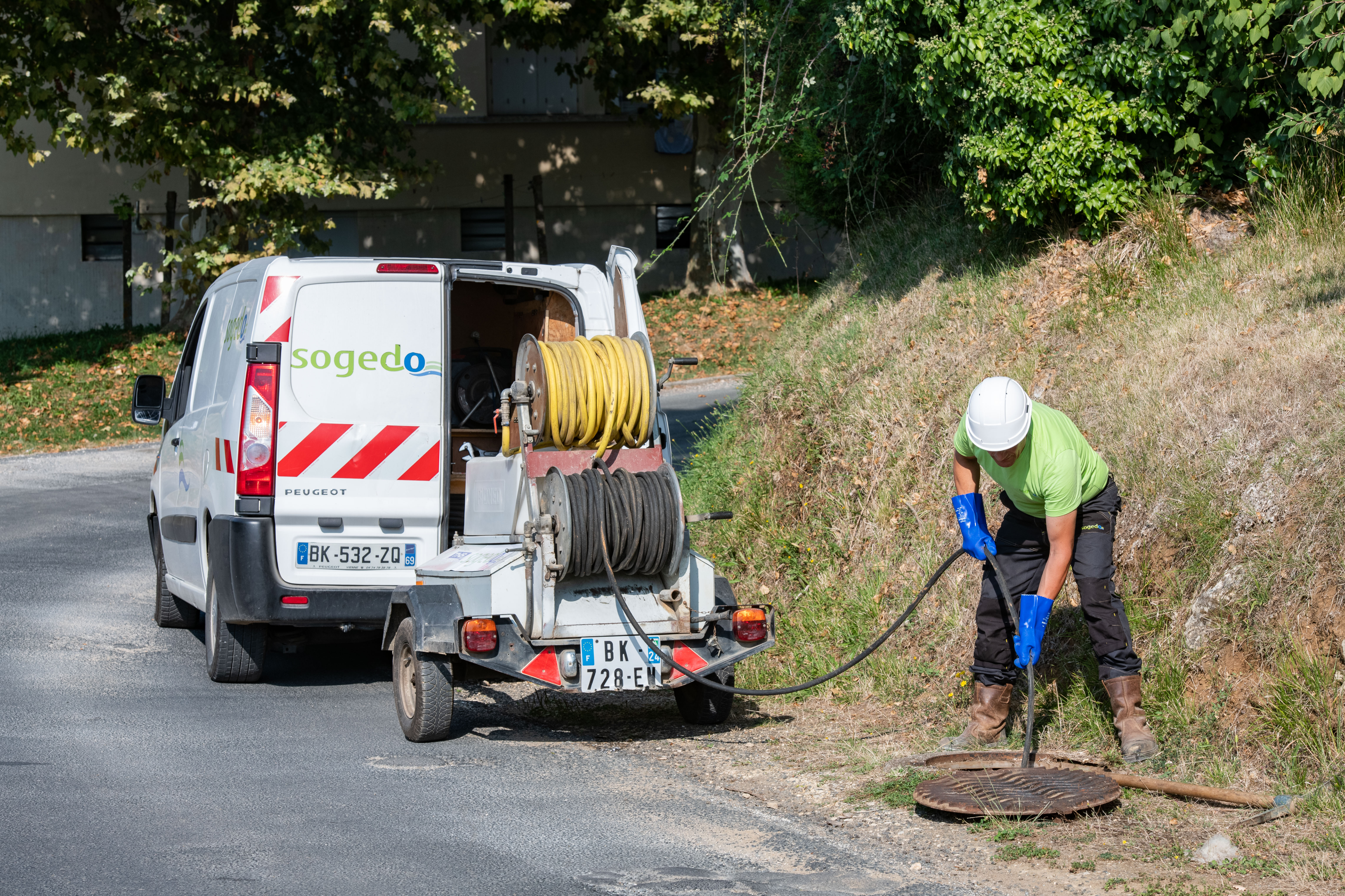 Sogedo : assurer la continuité des services