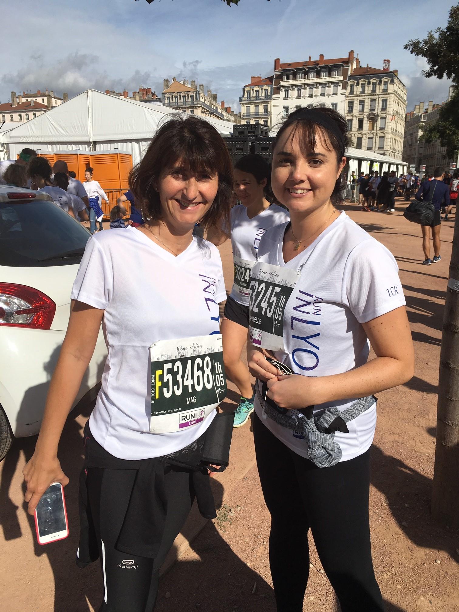 Run In Lyon : record battu : plus de 30 000 participants