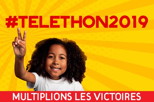 Téléthon : un week-end de solidarités